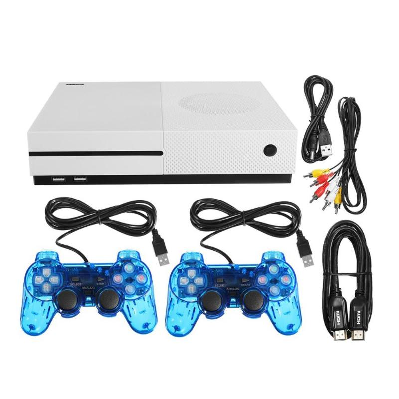 New 64 bit X Game Console HDMI Output Dual Core Video Game Palyer Built-In 600 Classic Games Consoles for GBA/SMD/NES/FC Format New 64 bit X Game Console HDMI Output Dual Core Video Game Palyer Built-In 600 Classic Games Consoles for GBA/SMD/NES/FC Format