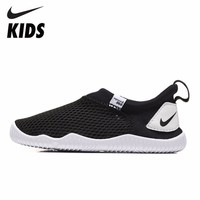 Nike Child Shoes Boy And Girl Sneakers Breathable Mesh Cloth Shoes Casual Shoes Outdoor Running Shoes #943759 003