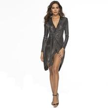 5cad65b679 MUXU negro vestido de lentejuelas vestidos de mujer de moda ropa sexy  bodycon vestidos de fiesta sukienki jurken sukienka kleide.
