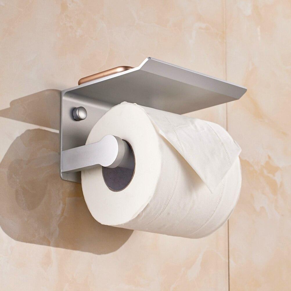 Bathroom Toilet Roll Paper Holder Resin Holding Wall Hanger Home Statue Decor Z2