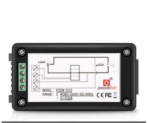 Image 4 - DYKB AC Combo mètre ca 110V 220V 100A tension numérique voltmètre dénergie ampèremètre puissance courant Watt fréquence LCD indicateur 10A