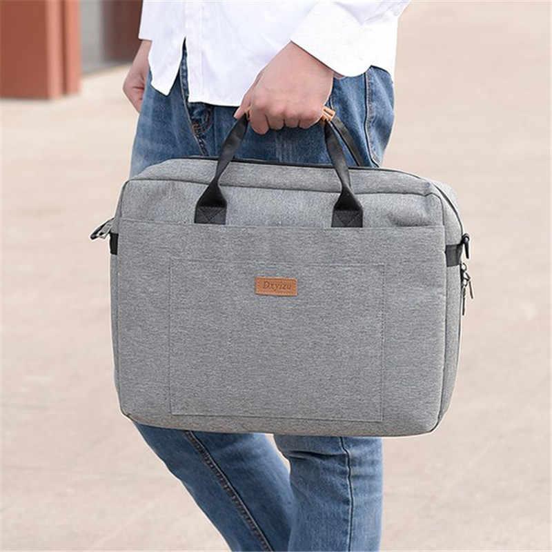 Мужской брезентовый деловой портфель для офиса и путешествий, большая сумка-тоут, Женская рабочая сумка для компьютера, деловая походная посылка, сумка для ноутбука