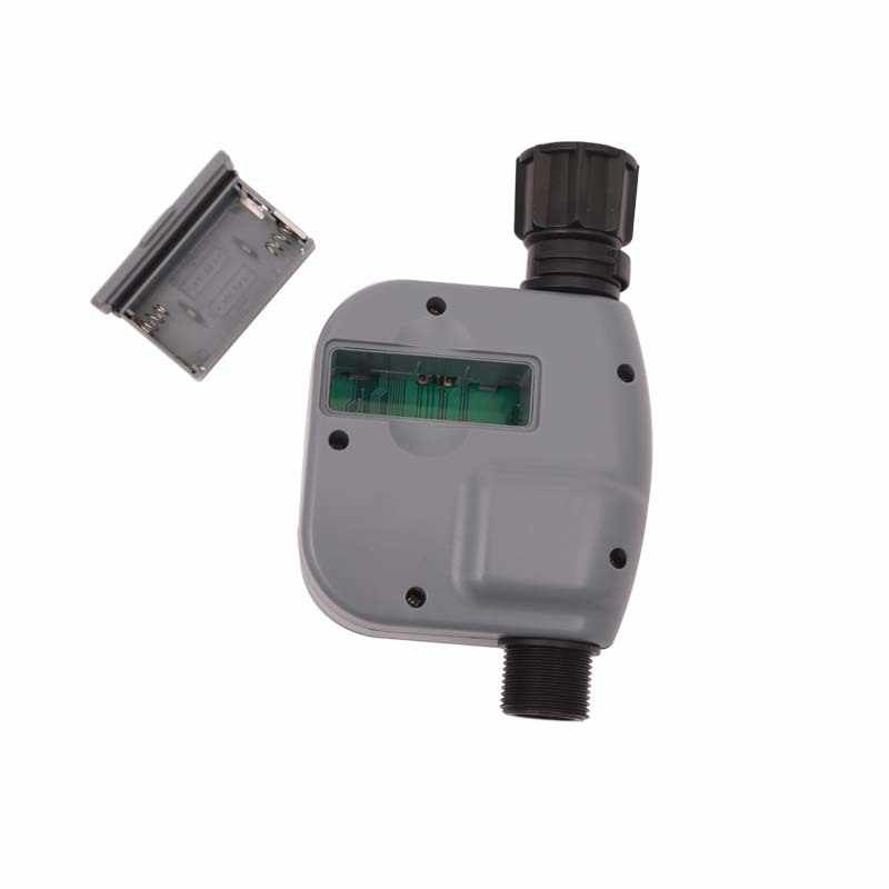 LCD الإلكترونية مؤقت مياه الرقمية حديقة الري تحكم شاشة الكريستال السائل التلقائي الذكية الاستخبارات سقي نظام كيت