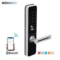 Bluetooth приложение отпечатков пальцев умный дверной замок, карта паролей ключ онлайн телефон приложение управление квартиры Airbnb