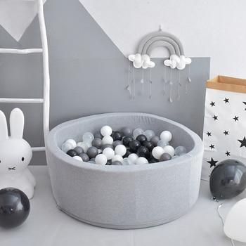 Детский сухой шарик бассейн океан мяч манеж игрушки для детей Детский Playgournd мяч яма для детей без мяча День рождения Рождественский подарок