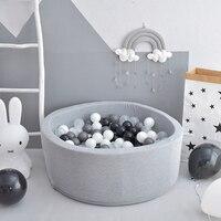 Bola de Bilhar Bola Oceano Cercadinho do bebê Seca Playgournd Pit Bola Brinquedos Para As Crianças Do Bebê Para Crianças Sem Bola do Aniversário Do Natal presente