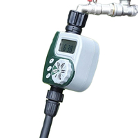 Hose Faucet Timer With Large Digital Display Single Outlet Programmable Hose For Yard Garden Greenhouse