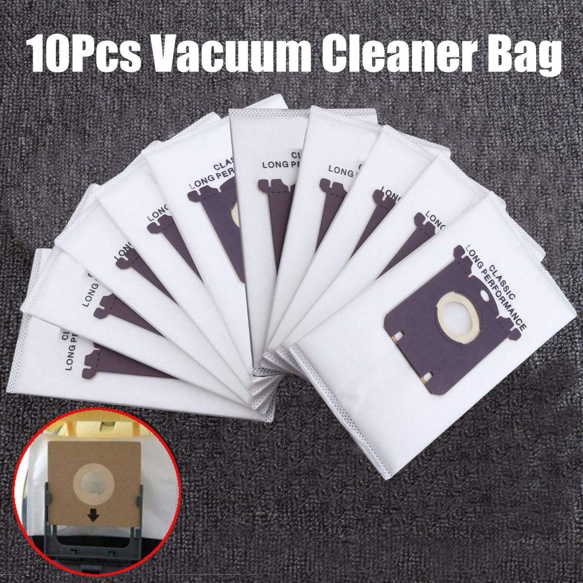 Bags Dust-Bag Vacuum-Cleaner Electrolux Philips For FC9170 FC9062 Newest New-Arrival