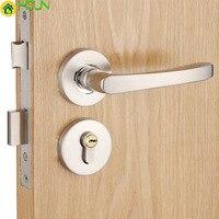 European style Handle lock indoor Bedroom Door lock TOILET Split body Simplicity Suit Door lock