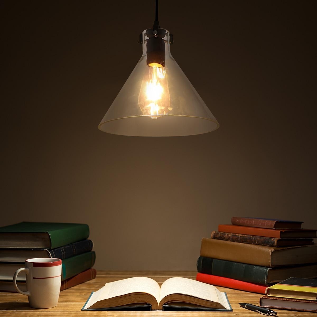 Brillant Konesky Moderne Esszimmer Anhänger Licht Platte Innen Wohnzimmer Schlafzimmer Dekoration Lampe E27 Buchse