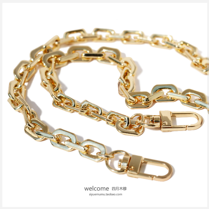Superior Quality Manual Combine Chain Metal Package Bring Handle Decoration Chain Bag Chain Parts Bring Package Bring Shoulder