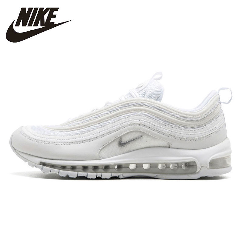 świetna jakość taniej w magazynie US $72.0 60% OFF|Nike Air Max 97 Female Running Shoes Classic Outdoor  Sports Shoes Breathable Sneakers #921826 101-in Running Shoes from Sports &  ...