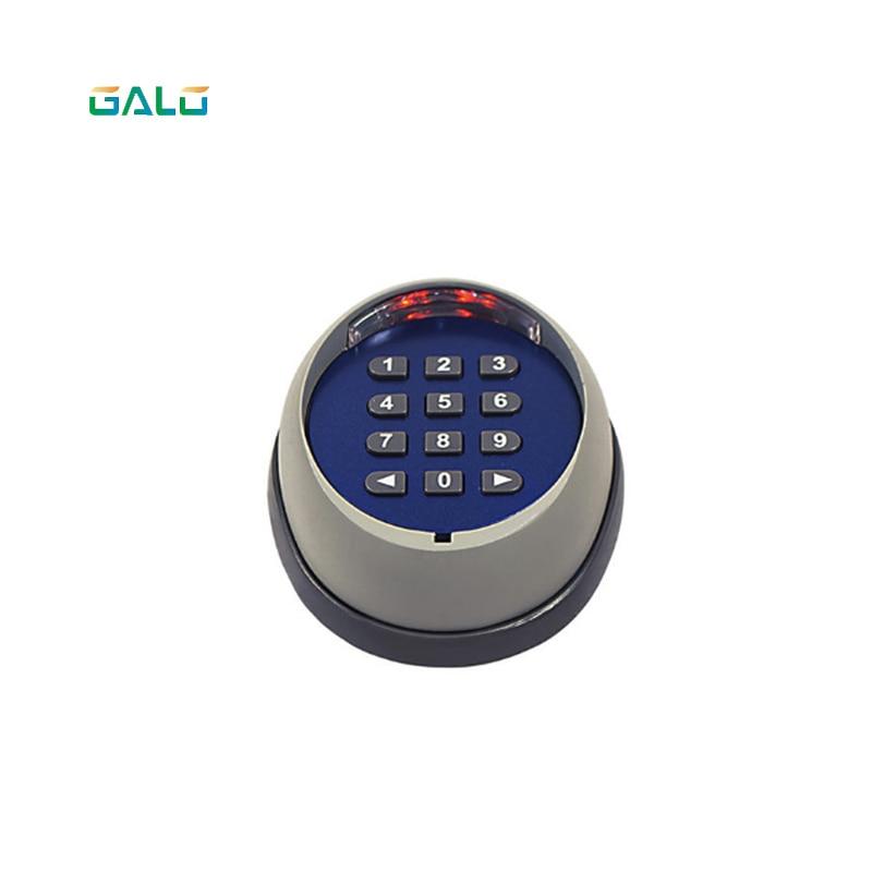 Door Lock Access Control Wireless Keypad password switch kit for swingsliding gate door keypad MOTOR access control