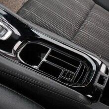 1 шт. высокое качество автомобиля воды держатель для стакана, хранение коробка контейнер лоток мульти-отсек дизайн подходит для Honda Vezel HR-V вариабельности сердечного ритма