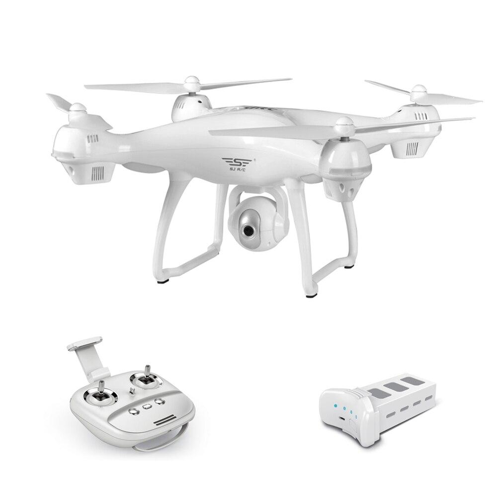 S70W GPS FPV RC Drone con 1080 P HD Regolabile Wide-Angolo di WiFi Della Macchina Fotografica di Video Dal Vivo Follow Me GPS ritorno A Casa RC Quadcopter Drone