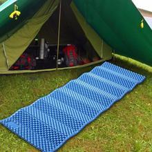 Outdoor Ultralight Camping Mat Seat Foam Picnic Mat Waterproof Picnic Mat Egg Slot Beach Mat Tent Moistureproof Sleeping Pad