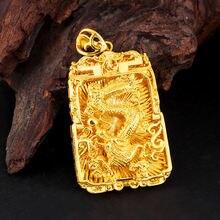 Вьетнамское Золотое ювелирное изделие в сдержанном стиле не