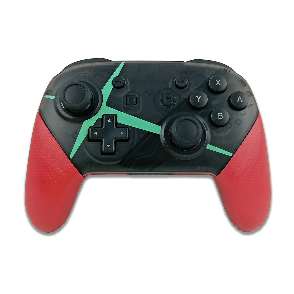 Consumer Electronics Aggressive For Nintend Switch Pro Ns Gamepad Game Controller For Ns N-switch Splatoon2 Console Joystick Bluetooth Wireless Gamepad Control Elegant In Smell Video Games