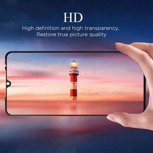Image 5 - Protective Glass On Ksiomi Mi 9 se For Xiaomi 8 Lite Se Explorer Tempered Safety Glas Xiomi Mi9 Mi8 8lite Full Cover Sheet Case