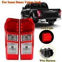 1 pcs Led Tail Light Brake Rear Lamp Left Right Side for Isuzu Dmax Yukon Utah 2012 2013 2014 2015 2016 17 2018 8961253983