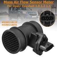 1 Pcs 5 Pin Masse Air Flow Sensor Meter Für Opel Für Vauxhall Corsa Combo Agila 1 0 1 2 1 4 0280218119 46469917 ersatz