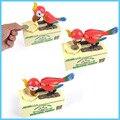 Симпатичный копилка для монет с попугаем  кража денег  копилка с моим попугаем на Рождество  Роботизированная копилка для птиц  детский пода...