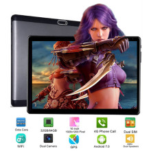 NEW Computer 10 inch tablet PC Octa Core Android 7.0 32GB 64GB 8 Core 10 10.1 Resolution 1920×1200