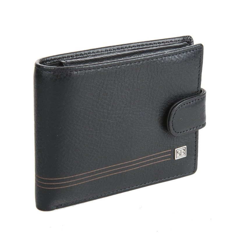Wallets SergioBelotti 2330 west black цена 2017