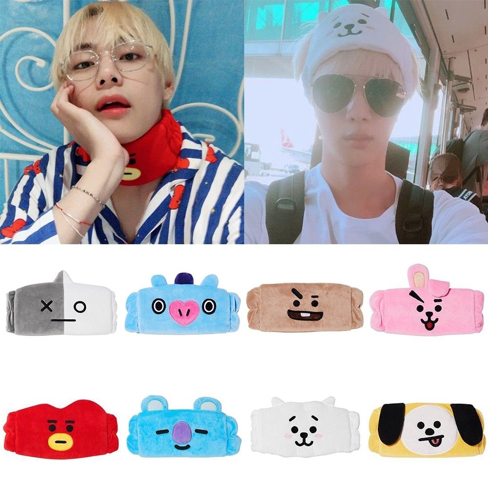 Hot Sell 2019 Cute Headband Gym Washable Make-up Cleansing Hair Band Multiple Colors