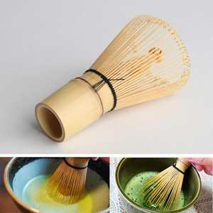 Brush-Tools Whisk Kitchen-Accessories Matcha Chasen Green-Tea-Powder Bamboo 1PC Useful