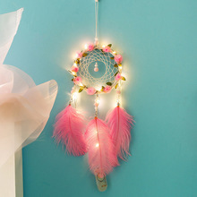In the mood for love dream net hanging bell girls bedroom decoration creative business gifts birthday