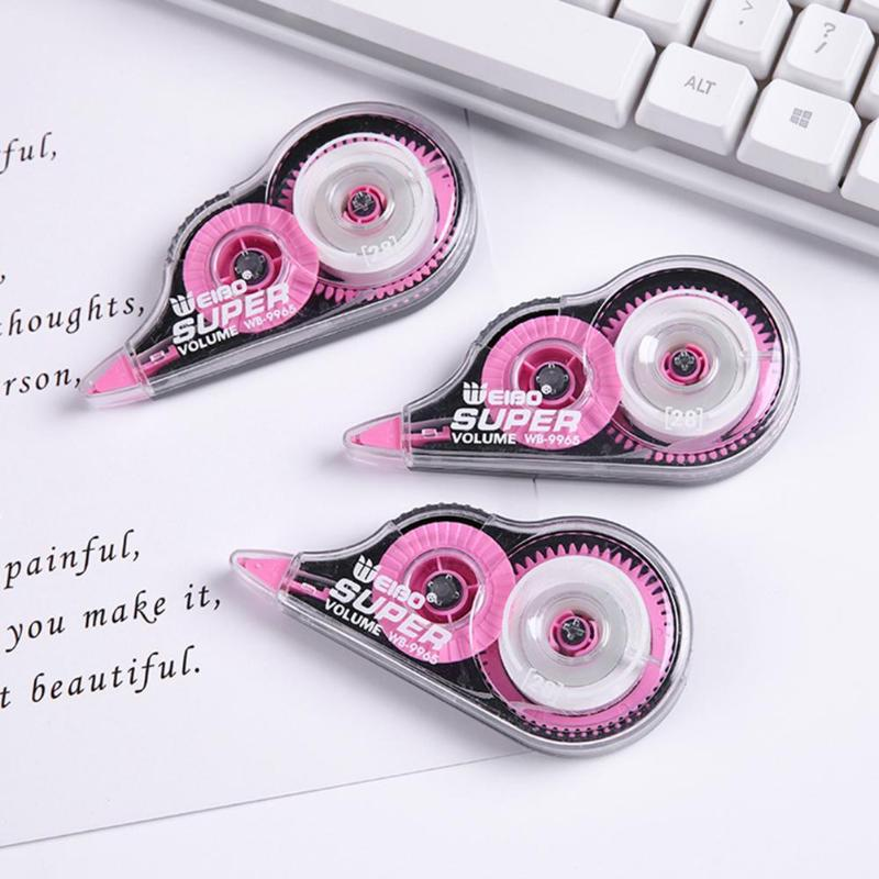 3pcs/set Correction Tape Student Children Corrector Tapes Office School Stationery Supplies For Papeleria Accessary