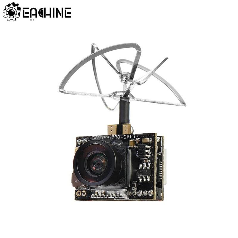 Original Eachine TX02Pro With Smartaudio OSD AIO 5.8G 40CH 200mW VTX 700TVL 1/4 Cmos FPV Camera NTSC