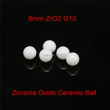 ZrO2 8 個バルブ用ボール、ベアリング、ホモジナイザー、噴霧器、ポンプ 8
