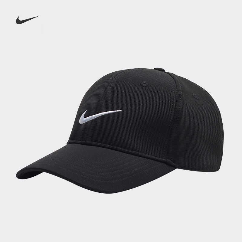 ナイキ速乾ランニング帽子通気性夏の野球キャップ