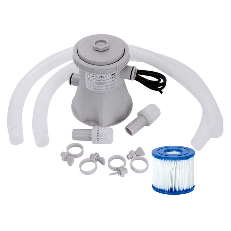 Swimming pool filter pump Pool cleaner Electric filter pump Pool cleaning pond pump Quick installation Pool and accessoriesSwimming pool filter pump Pool cleaner Electric filter pump Pool cleaning pond pump Quick installation Pool and accessories