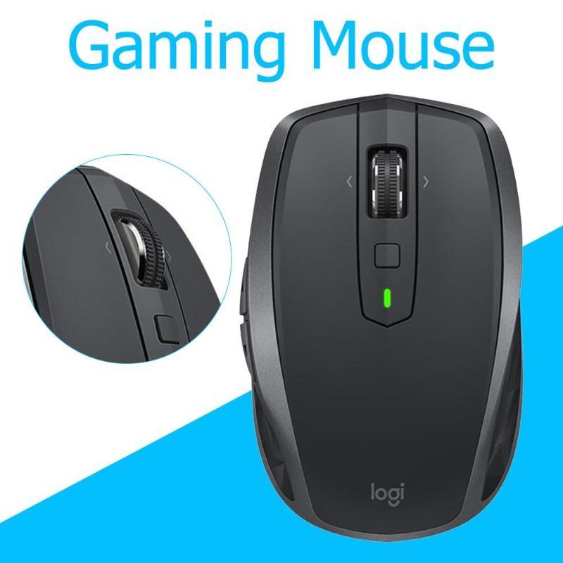 Souris Bluetooth sans fil Logitech MX partout 2S 2.4GHz souris de jeu Rechargeable récepteur 4000DPI pour ordinateur portable Windows PC