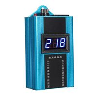 80KW US Plug LED Digital Display Voltage Power Saving Box Bill Killer 110V 220V Up to 35% Energy Electricity Saver For Home