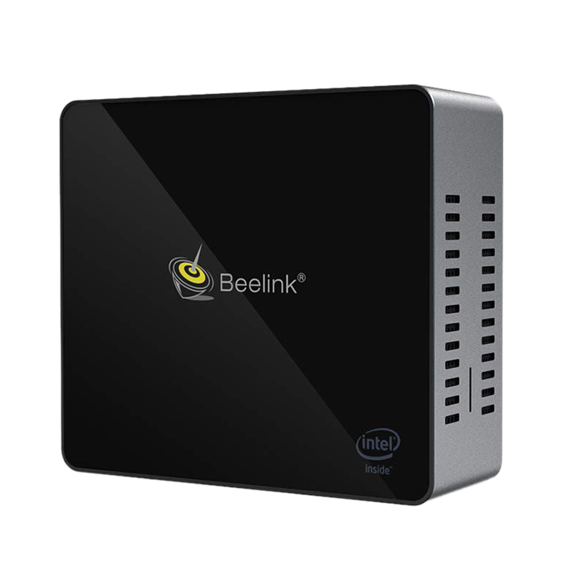 Beelink J45 Mini Pc Lpddr4 4Gb / 128Gb Ssd Intel Gemini Lake Celeron Processor J4205 Hd Image 505 Dual Screen Display/Dual Wifi