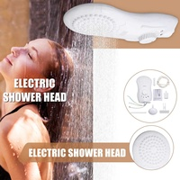 6500W Electric Heaters With Shower Head Instant Water 110V/220V Non impounding Heaters Tankless Water Heating for bathe