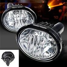 2 Pieces Car Headlight Fog Lights Universal for TOYOTA MATRIX 2003-2008 Light Assembly Accessories