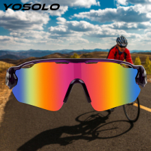 Очки для мотокросса UV400, очки для мотокросса, уличные солнцезащитные очки, очки унисекс для езды на мотоцикле, велосипеде, вождения