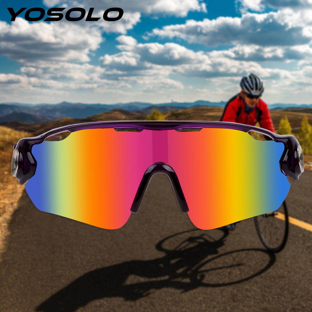 Motorcycle Glasses UV400 Motocross Bike Goggles Outdoor Sunglasses Eyewear Unisex Motorbike Cycling Riding Driving Glasses