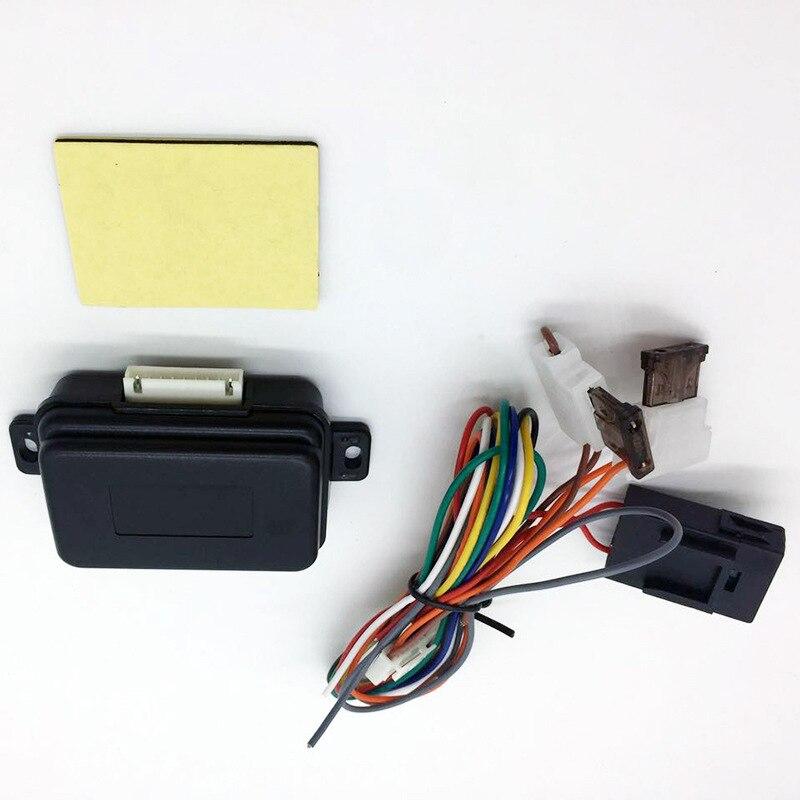 Intelligent Car Side Rearview Mirror Folding System Automatic Car Styling Rear View Mirror Folding Kit Accessories