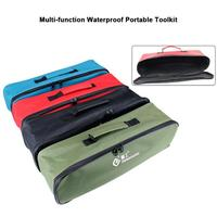 Multifunction Tools Storage Bag Waterproof Oxford Wrenches Screwdrivers Pliers Metal Hardware Organizer Storage Bags Pouch Case