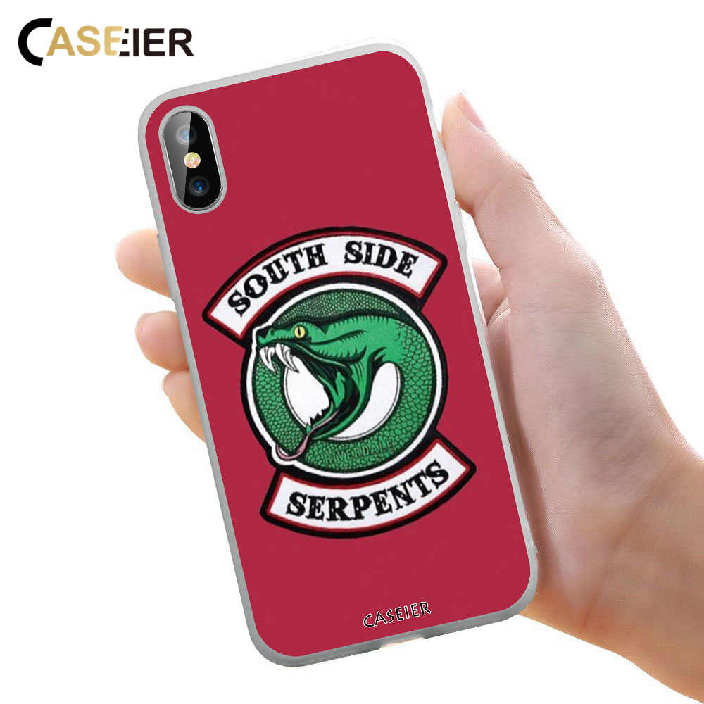 CASEIER Riverdale Picture Phone Case For Huawei Mate 20 10 Lite P20 P10 P9 Pro Case For Huawei P Smart Case Y9 Y7 Y6 Cover Funda