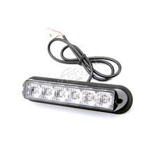 Бесплатная доставка 2x6 Вт светодиодный стробоскопический светильник