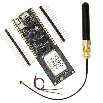 Ttgo t-fox 20Db Lora32 V1 1 868 Mhz Esp32 Lora Oled 0,96 pulgadas Bluetooth  Wifi módulo