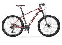 AC0300003Ohm 30 Carbon Fibre EINE Land Fahrrad Öl Druck Disc Bremse Öl Druck Dämpfung Die Gabel 26 Zoll