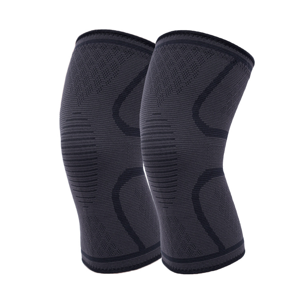 1pcs Fitness Running Cycling Knee Support Braces Elastic Nylon Sport Compression Knee Pad Sleeve For Basketball